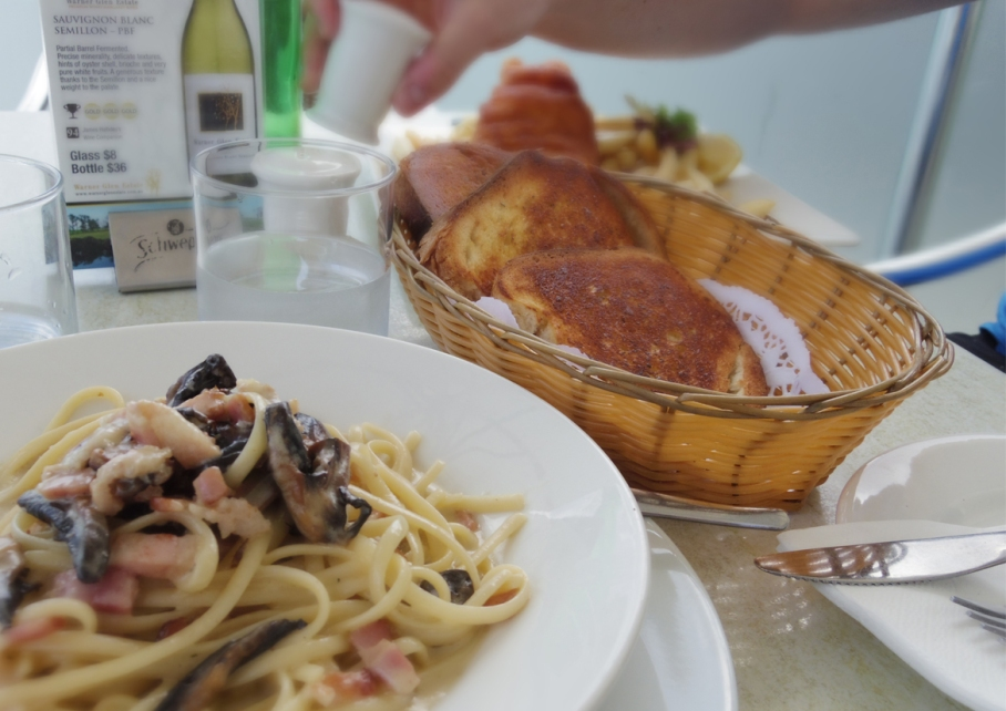 Blog untouradeux voyage travel paris perth australie scarborough lunch