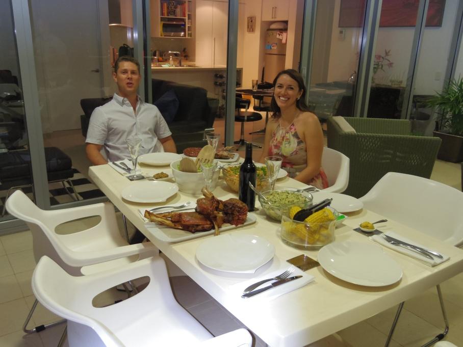 Diner Voisin Blog un tour a deux Perth
