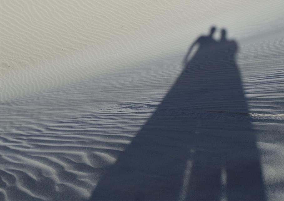Blog un tour a deux voyage monde australie perth dunes ombres
