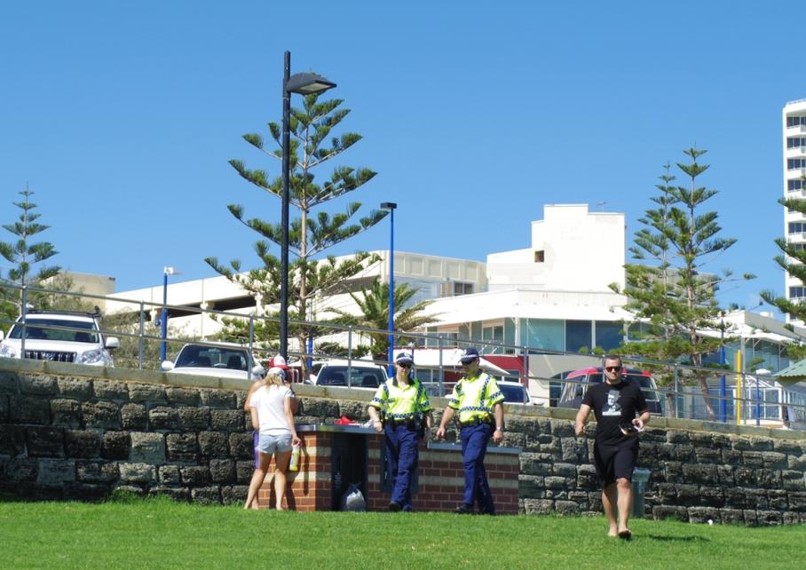 BlOg un tour a deux voyage travel australie perth scarborough beach surf