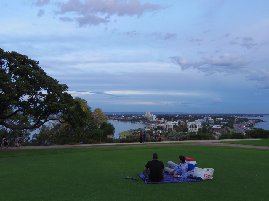 Perth Kings Park Pique Nique