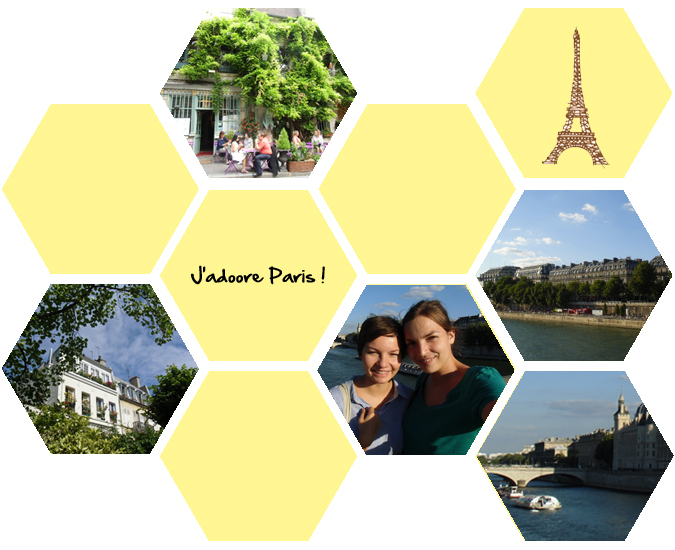 J'adoore Paris by untouradeux.com