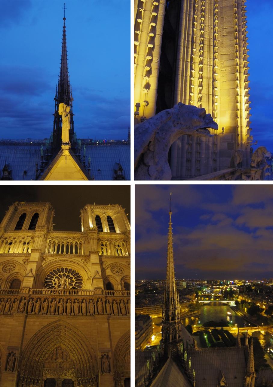 PARIS Notre Dame - untouradeux