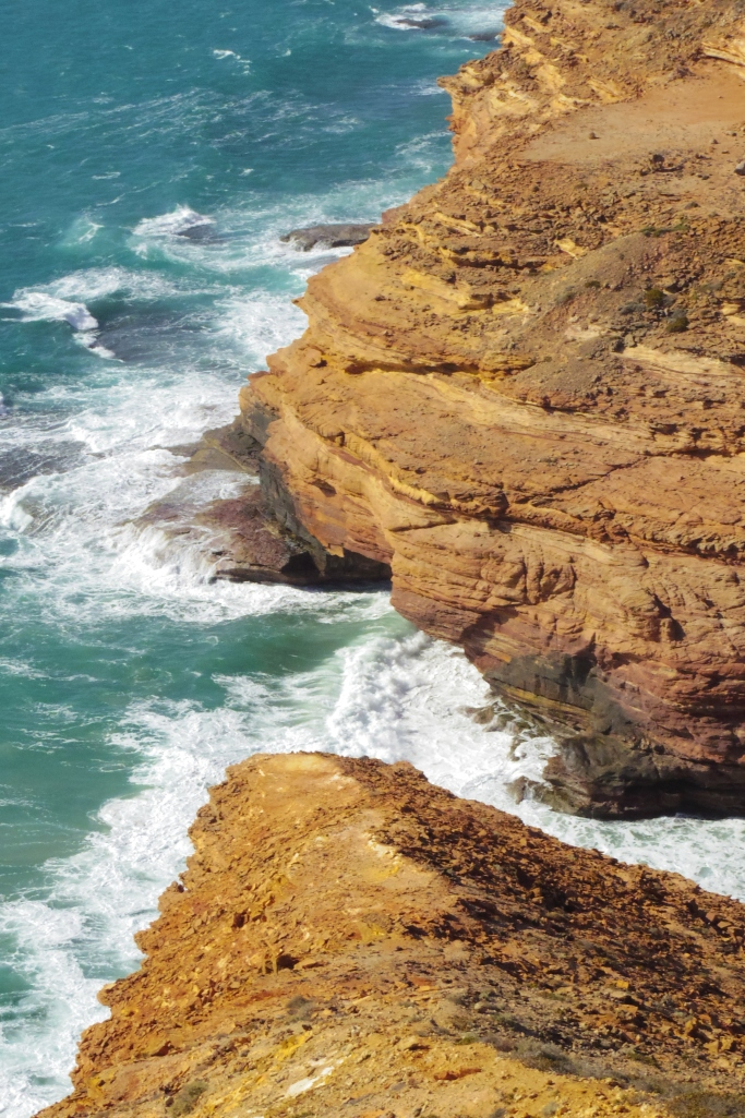 Kalbarri Cliff by untouradeux.com