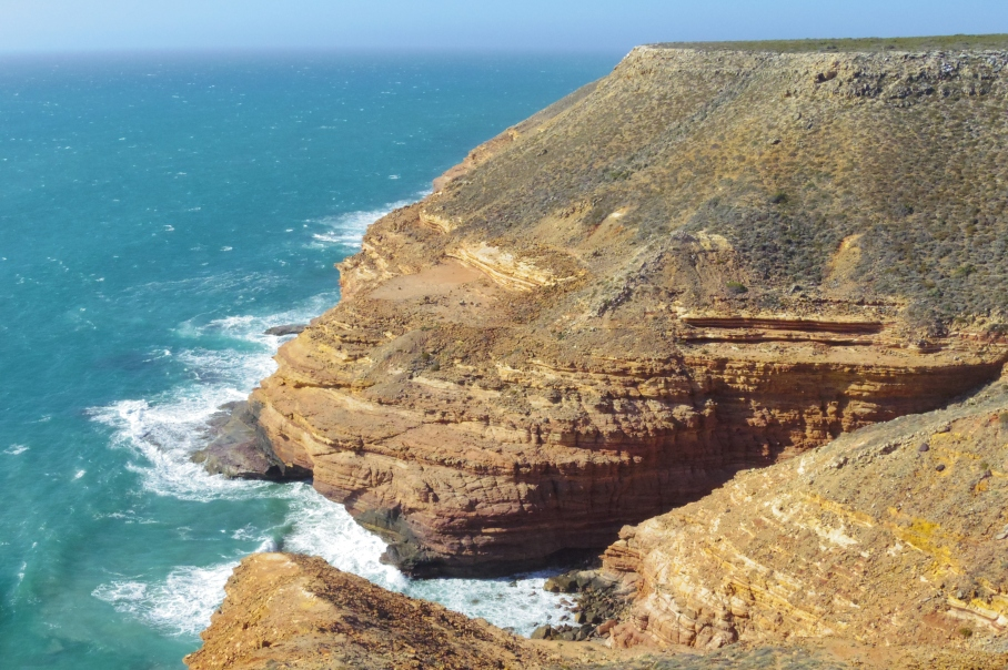 Kalbarri Cliffs by untouradeux.com