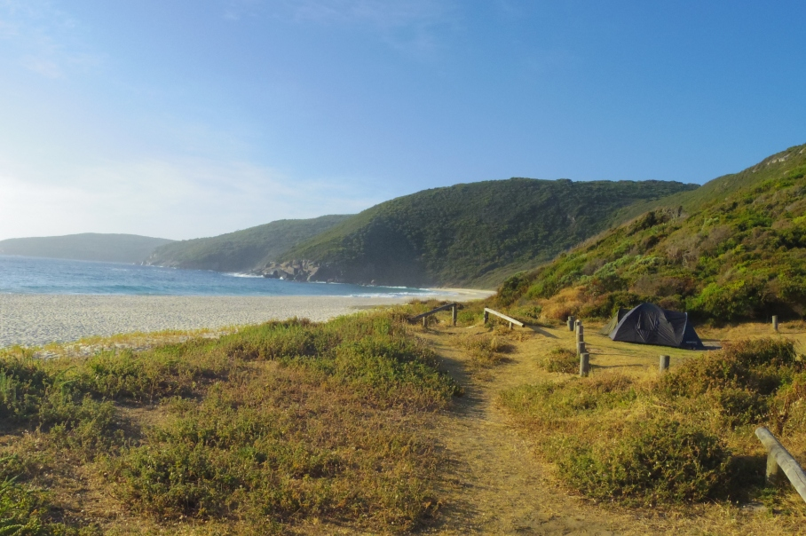 The Camp site by untouradeux.com