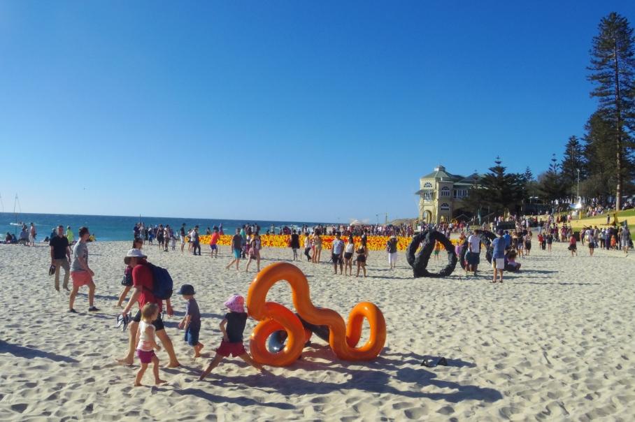 Cottesloe Blog Travel Voyage un tour a deux Australie Perth Expat