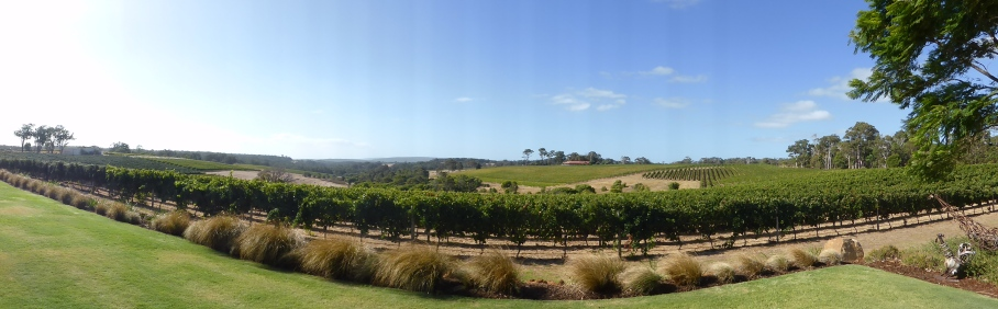 Un tour a deux blog australie expat Perth Margaret River Panorama Vignoble
