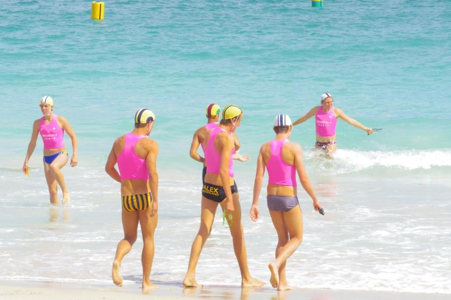 Un tour a deux blog australie perth plage scarborough surf life saving equipes
