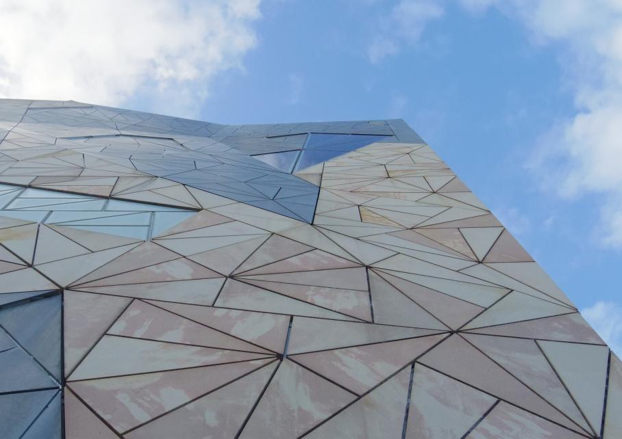 Un tour a deux Melbourne Australie Voyage Travel Architecture AMCI