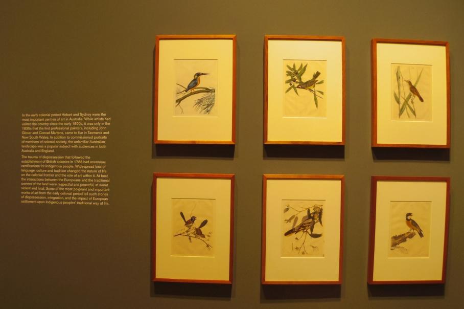 Un tour a deux Melbourne Australie Voyage Travel Art Oiseaux Birds Museum
