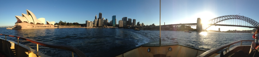 2014 04 - Ferry Boat Sydney