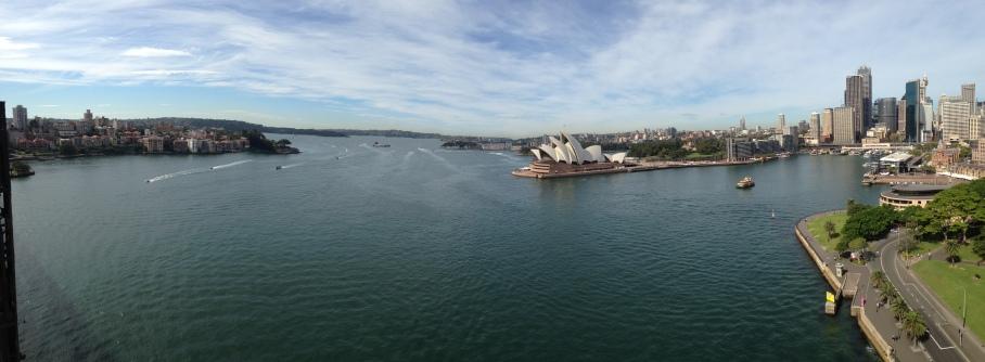 2014 04 - Sydney et sa baie
