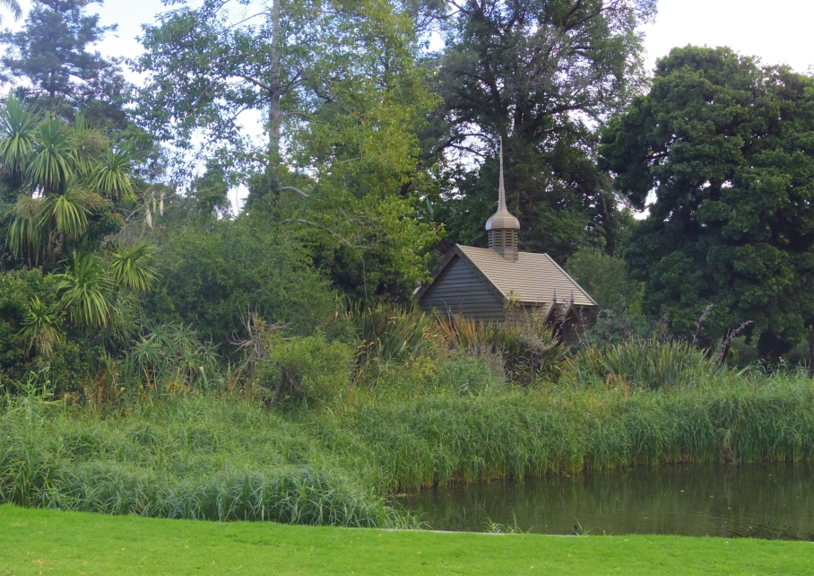 Un tour a deux Melbourne Australie Voyage Travel Botanic Garden View Little House