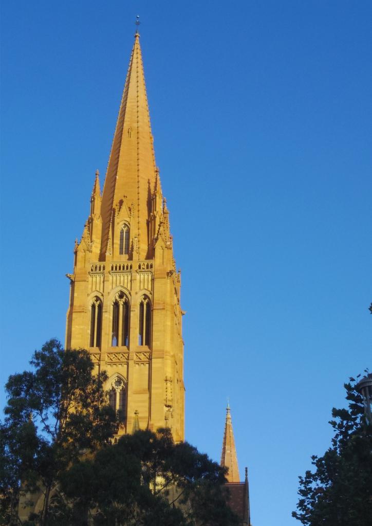 Un tour a deux Melbourne Australie Voyage Travel Chrurch St