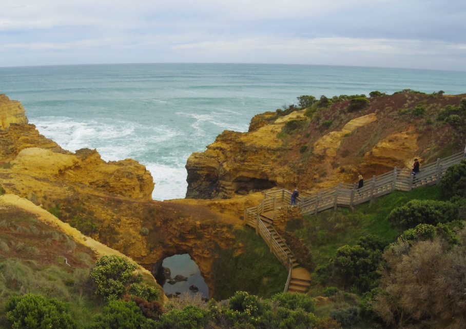 Un tour a deux travel voyage australie Melbourne Great Ocean Road
