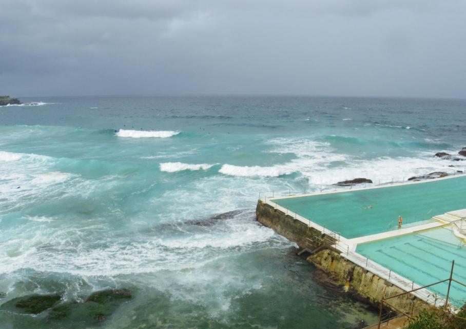 Un tour a deux travel voyage australie Sydney Bondi Beach