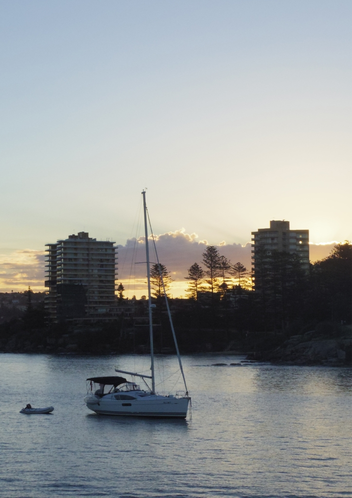 Un tour a deux travel voyage australie Sydney Manly Beach