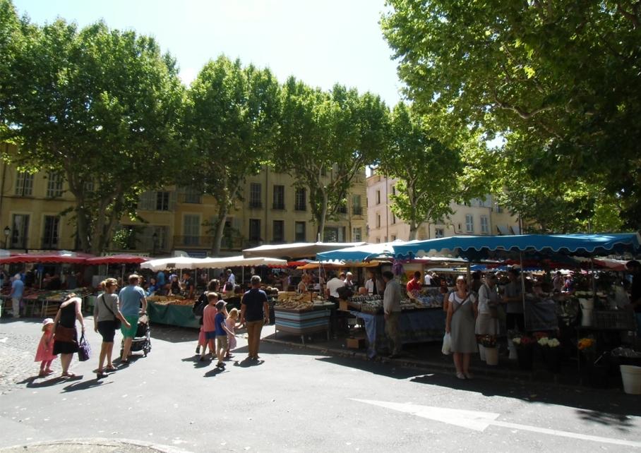 Blog untouradeux voyage travel paris perth marseille aix en provence marche market france