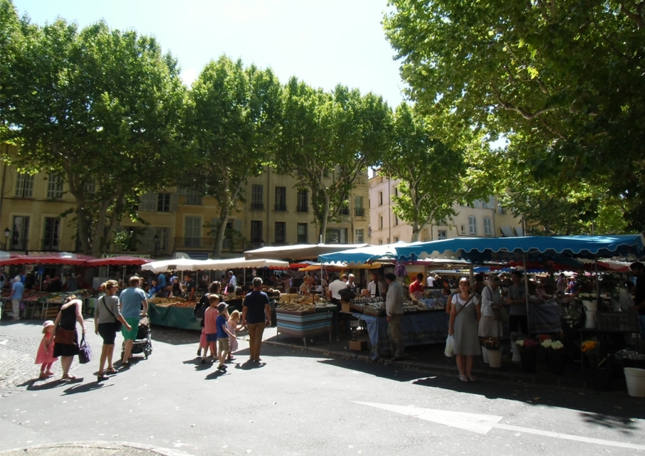 Blog untouradeux voyage travel paris perth marseille aix en provence marche market france