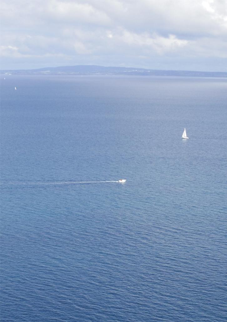 Bretagne Crozon Australie Voyage Decouverte Morgat Blog Travel un tour a deux Baie Dournenez View