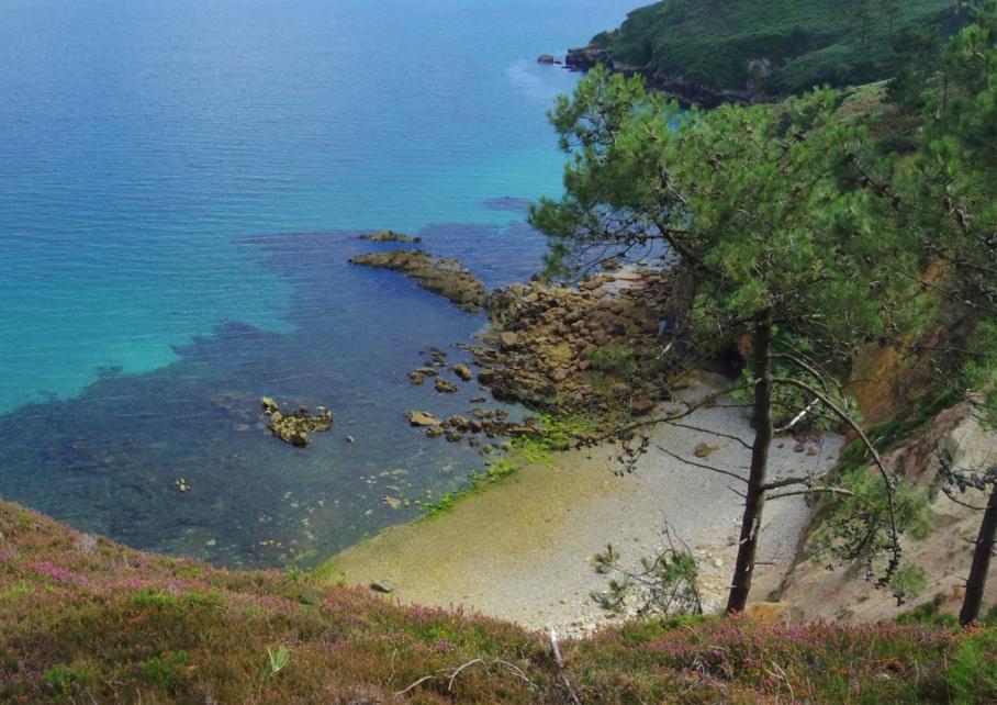 Bretagne Crozon Australie Voyage Decouverte Morgat Blog Travel un tour a deux Ile vierge