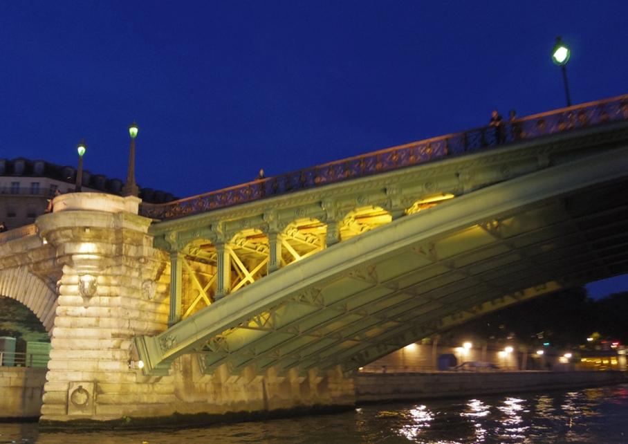 Paris by Night La Seine Australie Voyage Decouverte Bateau Mouches Blog Travel un tour a deux