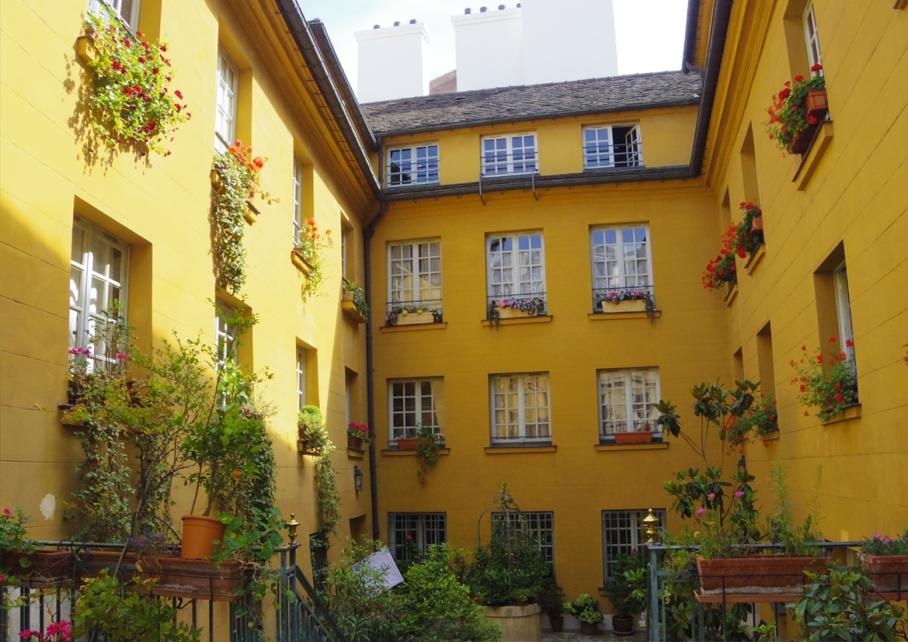 Paris Immeuble La Seine Australie Voyage Decouverte Blog Travel un tour a deux
