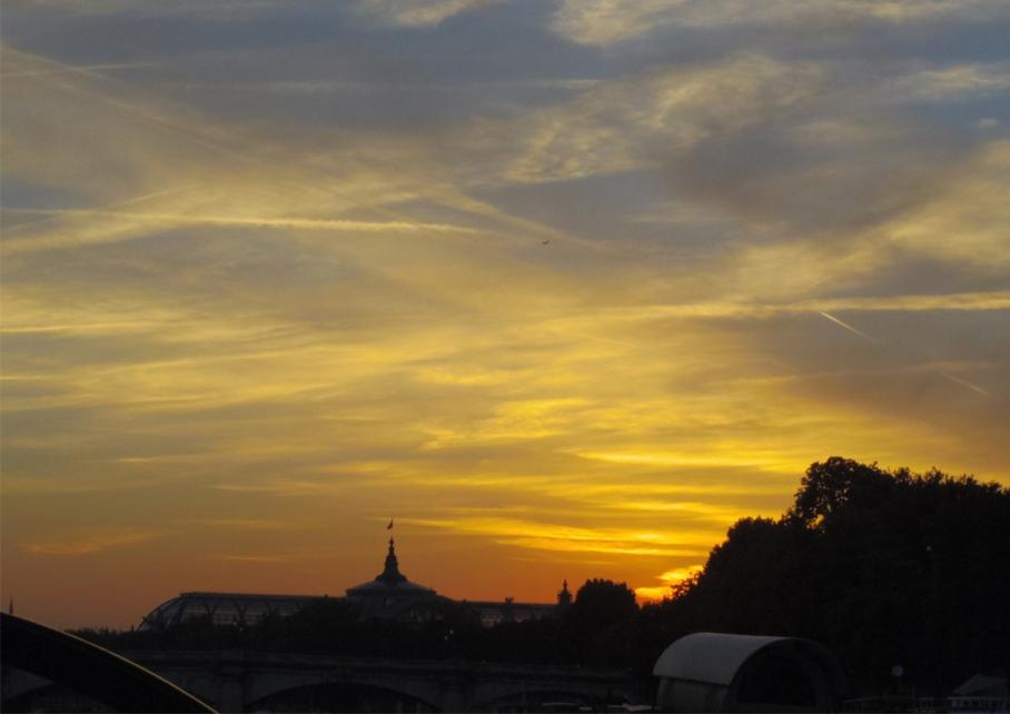 Paris La Seine Australie Voyage Decouverte Bateau Blog Travel un tour a deux