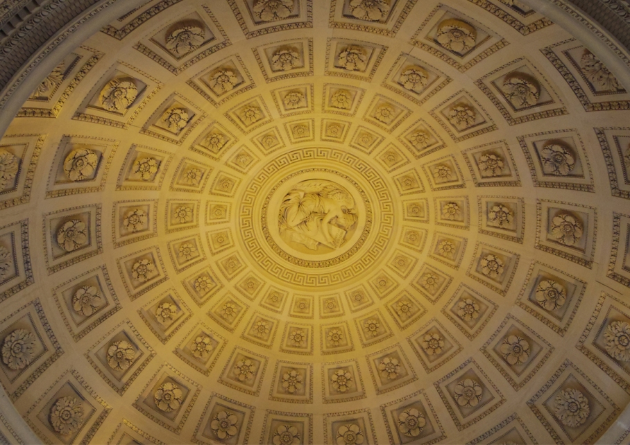 Paris Pantheon Plafond Ange Australie Voyage Decouverte Blog Travel un tour a deux