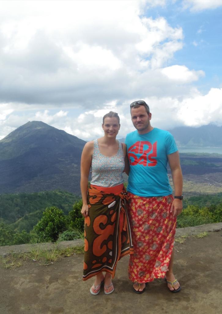 Un tour a deux voyage holidays travel Bali vacances couple bali holiday