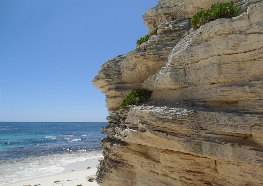 Un tour a deux blog voyage travel perth australia rottnest island rocher plage