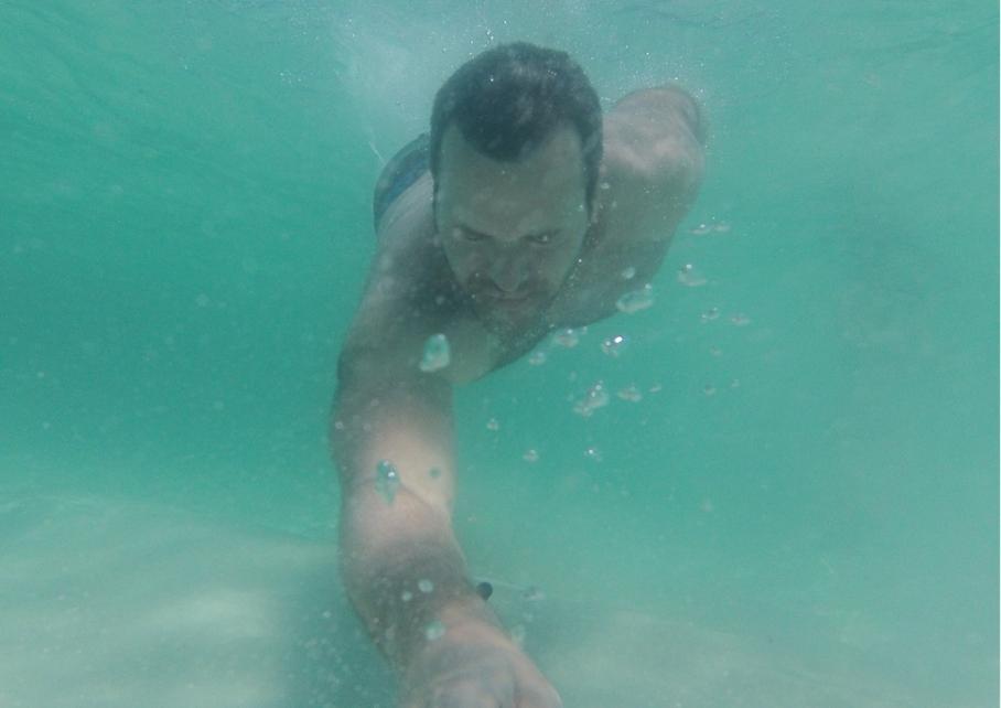 Un tour a deux blog voyage travel perth australia rottnest island underwater gopro swim