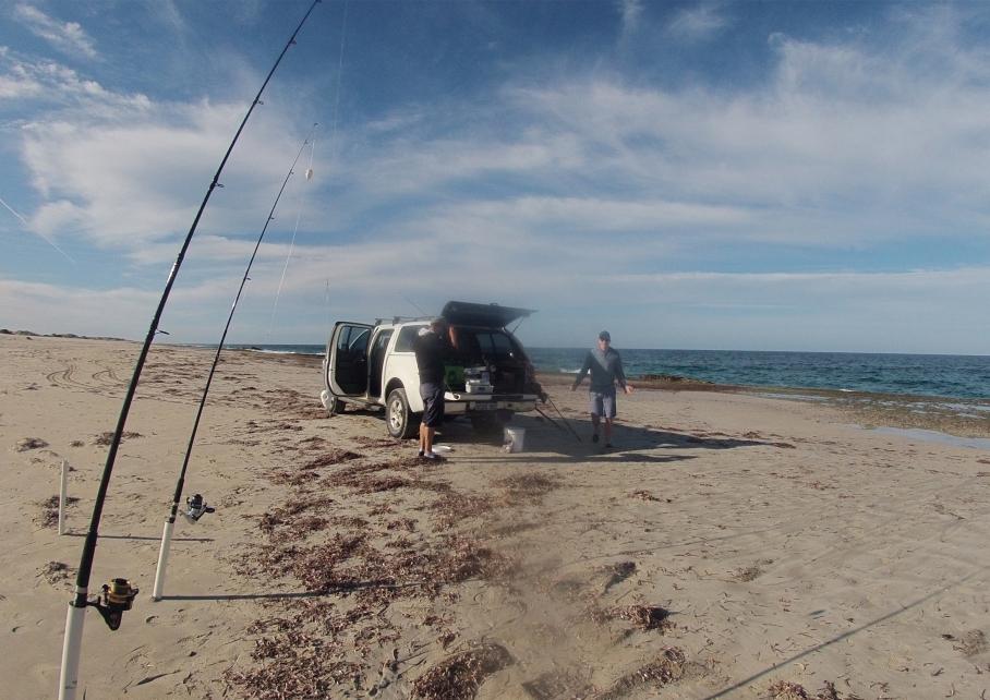 Un tour a deux blog voyage travel  perth australia kalbarri western australia peche fishing beachsea plage