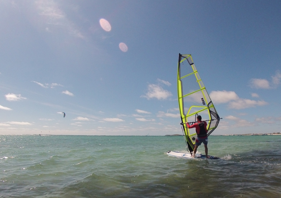 Un tour a deux blog voyage travel perth australia lancelin western australia beach plage windsurf planche a voile vent untouradeux.com