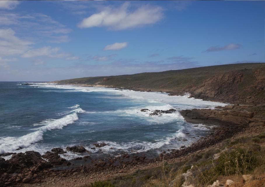 Un tour a deux blog voyage travel perth australia yallingup western australia beach plage margaret river view ocean indien untouradeux.com