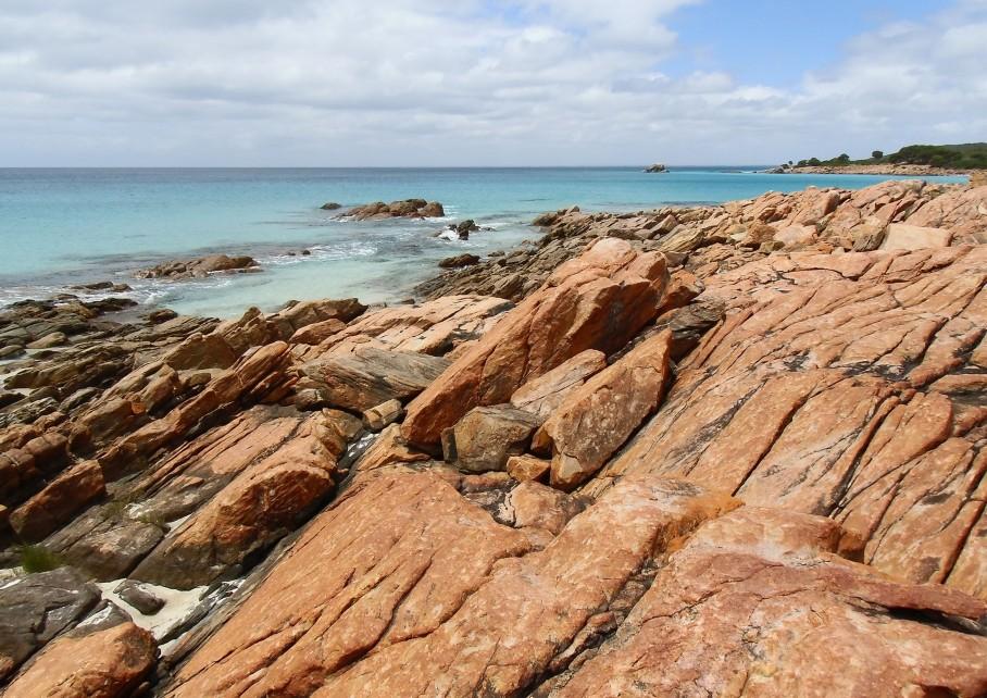 Un tour a deux blog voyage travel perth australia yallingup western australia beach plage roches untouradeux.com