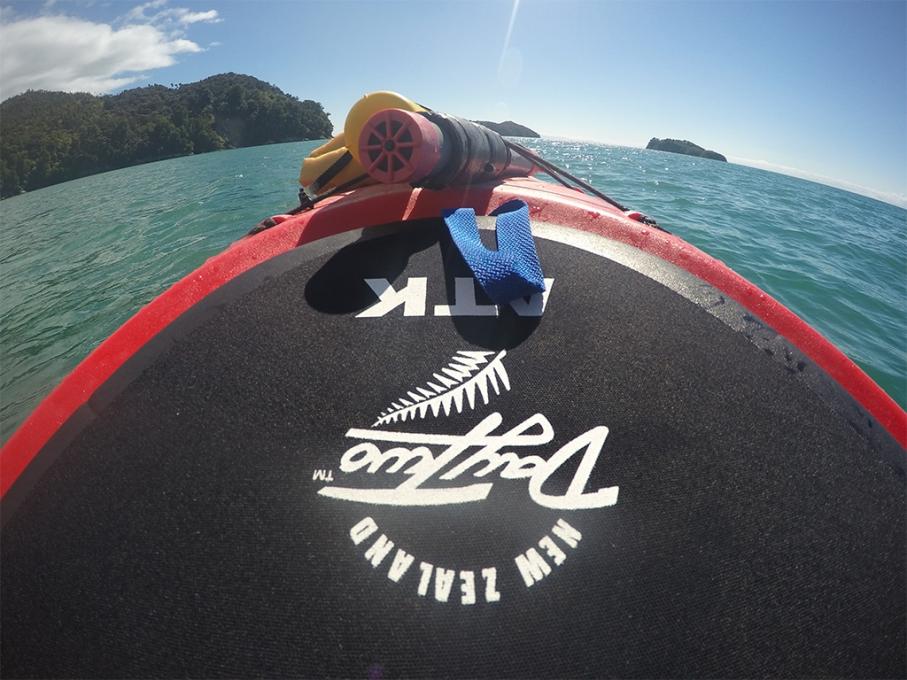 Un tour a deux blog voyage travel nouvelle zelande new zealand abel tasman park balade kayak
