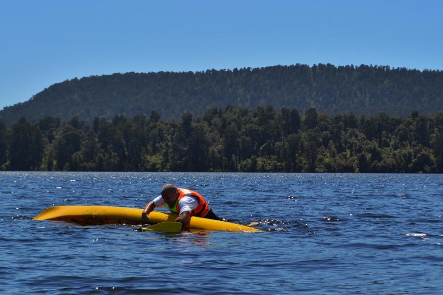 Un tour a deux blog voyage travel nouvelle zelande new zealand franz joseph glacier lac mapourika kayak untouradeux