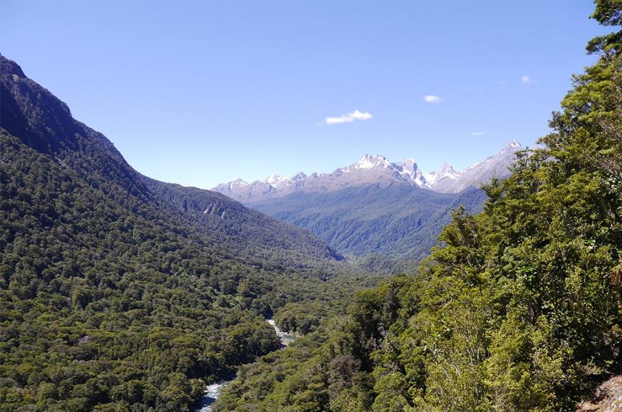 Un tour a deux blog voyage travel nouvelle zelande new zealand milford sound montagnes eau randonnee vue croisiere bateau untouradeux.com