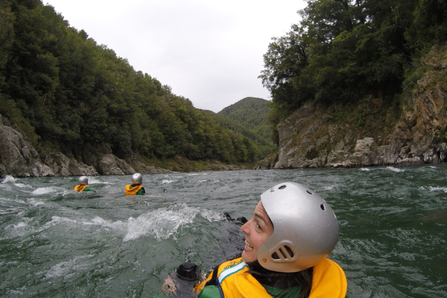 Un tour a deux blog voyage travel nouvelle zelande new zealand murhison river rafting riviere