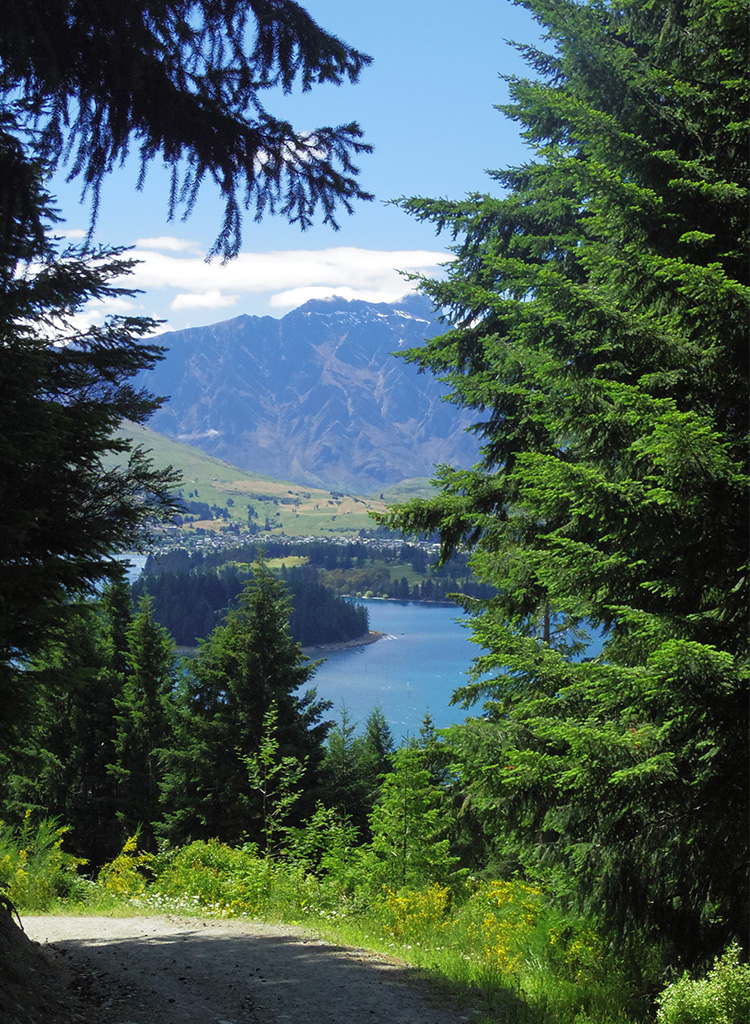 Un tour a deux blog voyage travel nouvelle zelande new zealand queenstown ben lomond track randonnee untouradeux.com