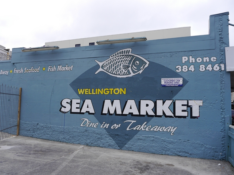 Un tour a deux blog voyage travel nouvelle zelande new zealand wellington fish market