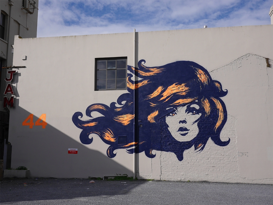 Un tour a deux blog voyage travel nouvelle zelande new zealand wellington street art