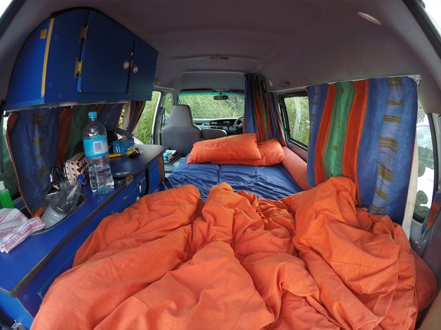 Blog Nouvelle Zelande travel voyage untouradeux tauranga vieuw vue campervan