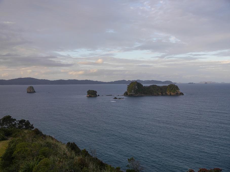 Blog Nouvelle Zelande travel voyage untouradeux tauranga vieuw vue tauranga mauro mouton arch coromandel