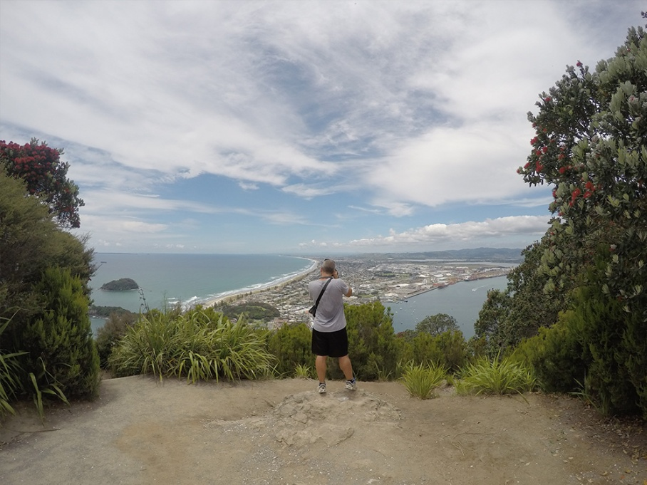 Blog Nouvelle Zelande travel voyage untouradeux tauranga vieuw vue