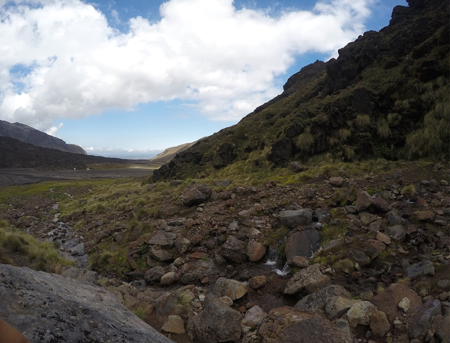 Un tour a deux blog travel voyage nouvelle zelande new zealand tongariro alpine crossing chemin sentier