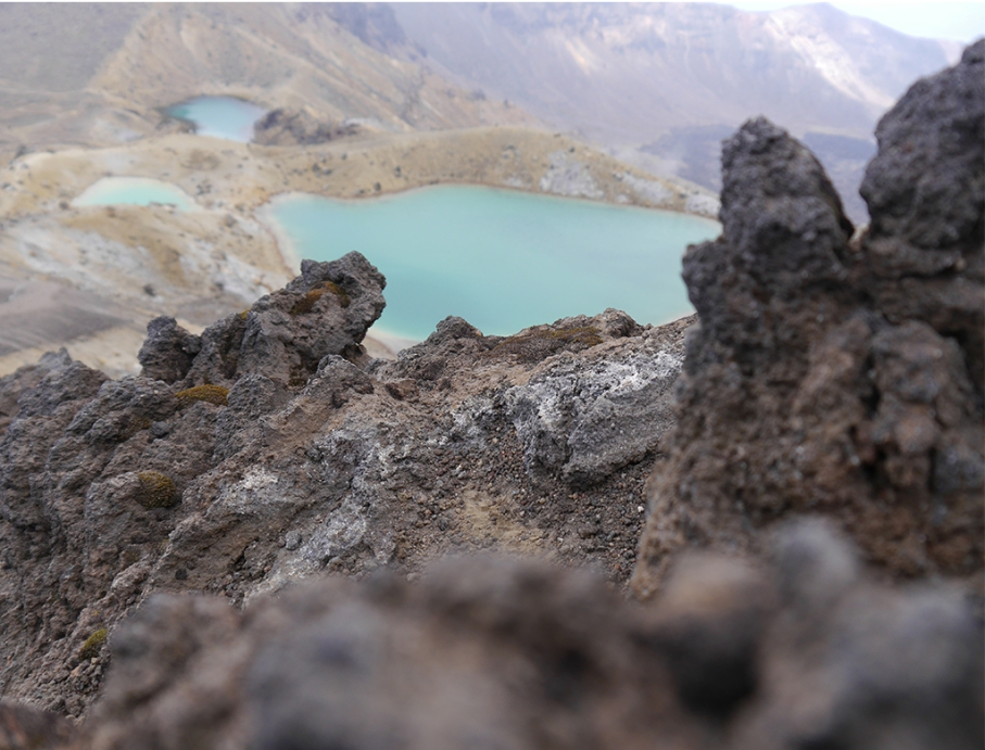 Un tour a deux blog travel voyage nouvelle zelande new zealand tongariro alpine crossing LAC