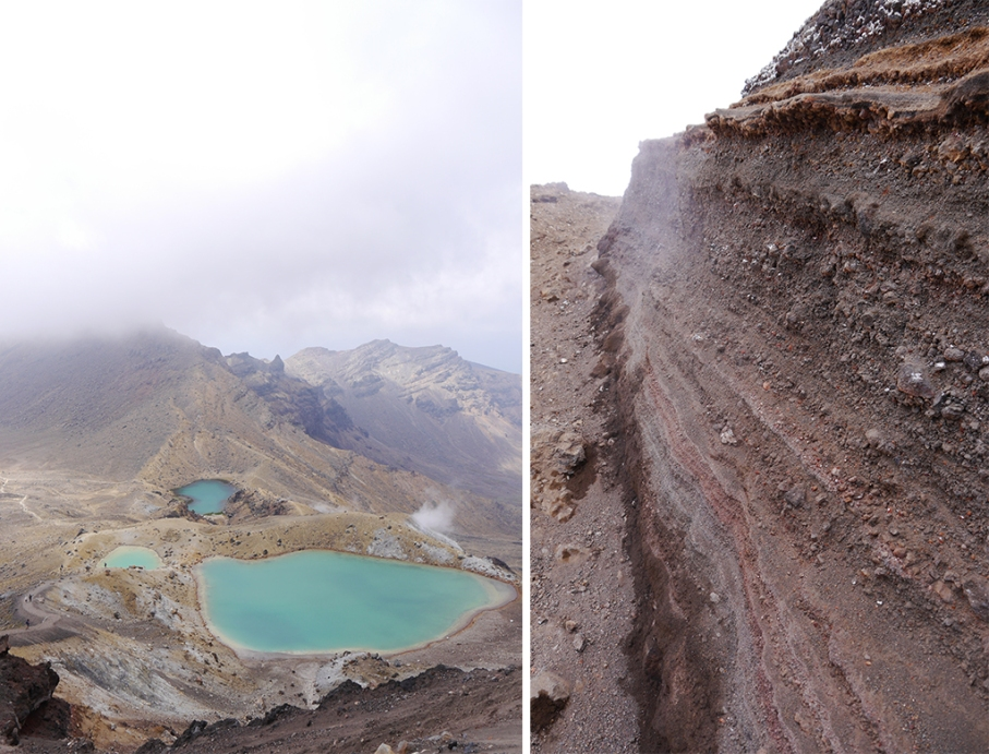 Un tour a deux blog travel voyage nouvelle zelande new zealand tongariro alpine crossing marre